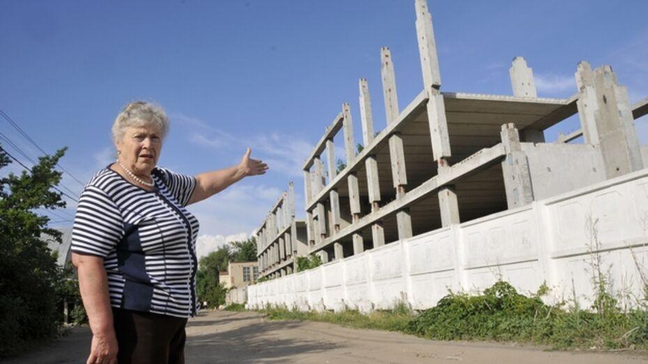 В Воронеже предлагают квартиры в многоэтажке, на строительство которой разрешений не выдавалось