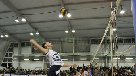 Воронежские волейболистки выиграли и проиграли в Санкт-Петербурге