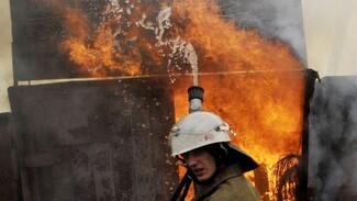 В богучарском селе Сухой Донец после пожара в сарае нашли тело 44-летнего мужчины