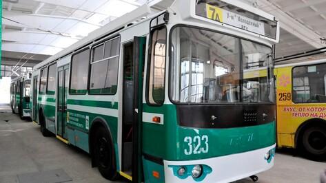 Мэрия Воронежа запланировала удешевить проезд в троллейбусах при оплате картой