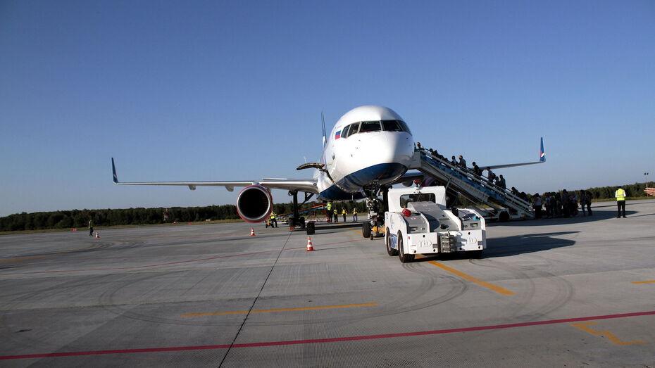 Самолеты впервые свяжут Воронеж и Баку
