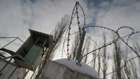 В Воронежской области задержали сбежавшего из колонии 27-летнего заключенного