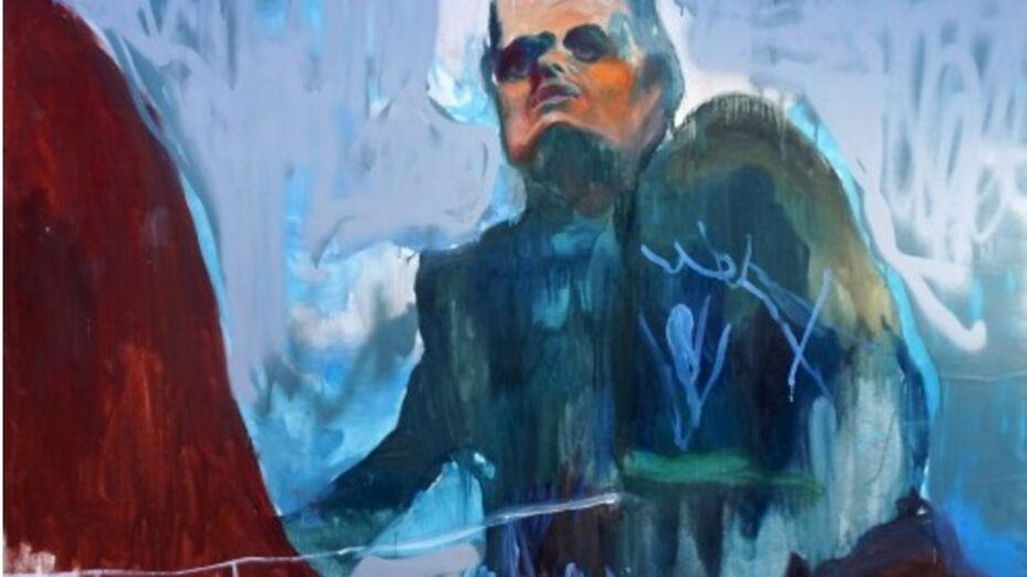 Работа воронежского художника попала на престижный аукцион России