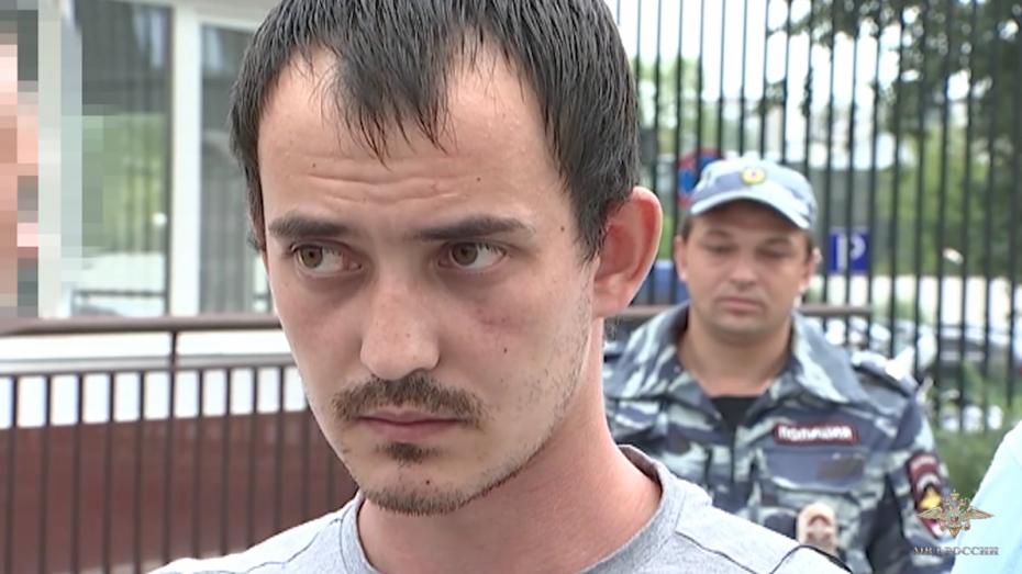 Отсекший кисть воронежскому сотруднику МЧС москвич получил 9 лет тюрьмы