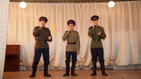 Семилукский казачий ансамбль выступит в Воронеже