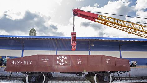 Воронежцев пригласили на виртуальную выставку железнодорожной ретротехники