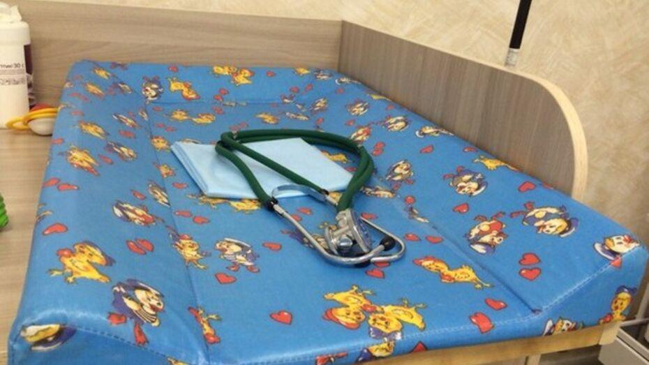 Губернатор поручил модернизировать воронежские детские поликлиники в 2019 году