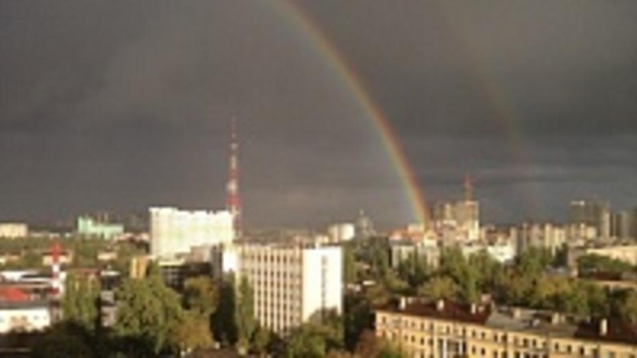Дожди в Воронеже прекратятся в воскресенье