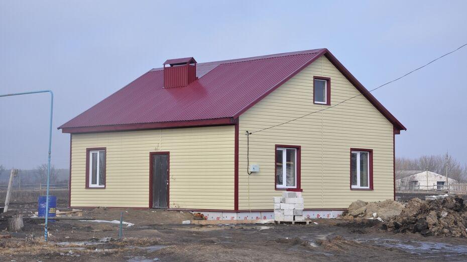 В павловской Николаевке началась газификация жилья для погорельцев