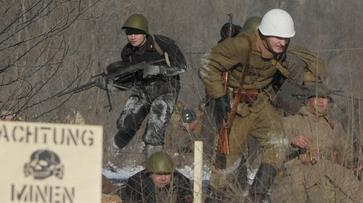 Реконструкция Битвы за Воронеж: оружие Победы