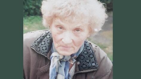 В Воронеже пропала 76-летняя женщина