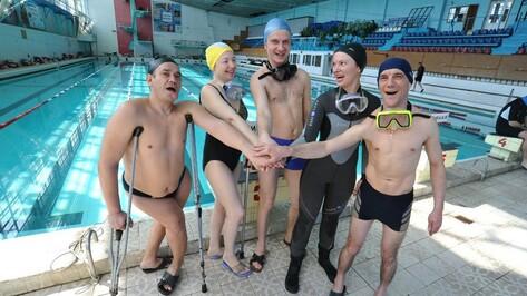 В соревнованиях по парадайвингу выиграли воронежские «Осьминоги»