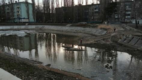 Воронежцы пожаловались на «ужасающее состояние» озера на улице Минской