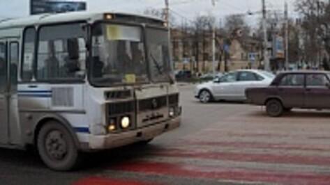 В Воронеже 8-летний мальчик выпал из ехавшей маршрутки