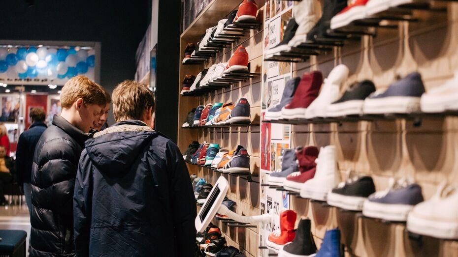 Сеть магазинов кроссовок и кед STREET BEAT открыла первый магазин в Воронеже