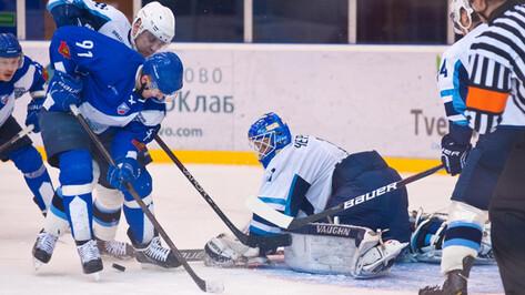 Воронежский «Буран» начал плей-офф с победы