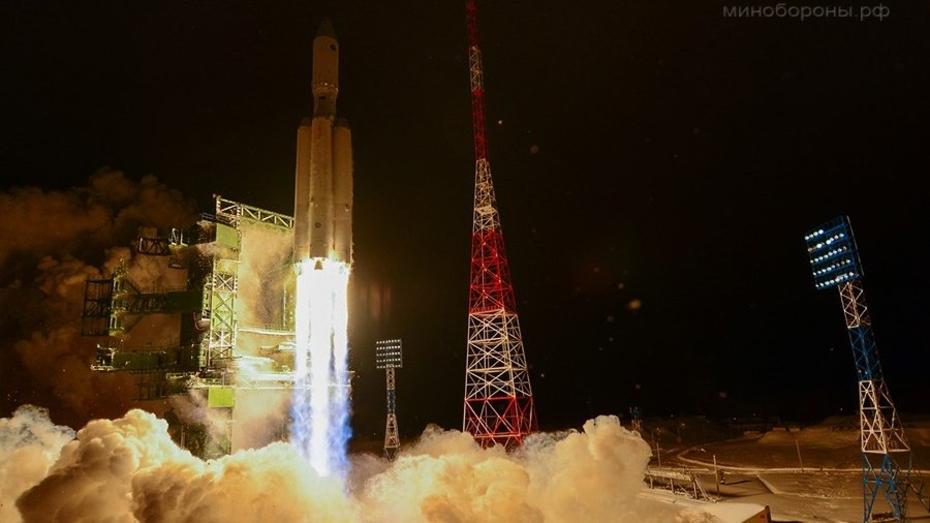 Ракета «Ангара-А5» с воронежским двигателем вывела на орбиту условный спутник