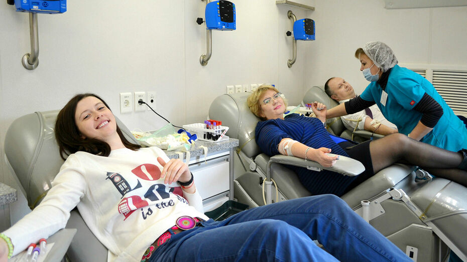 Семилукцев попросили сдать кровь для районной больницы