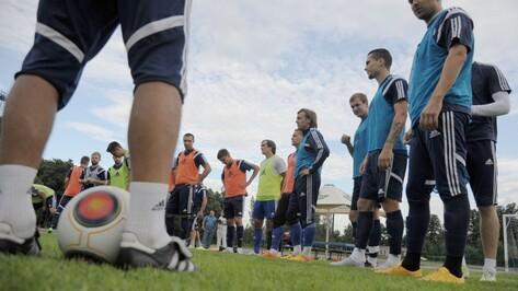 Воронежский «Факел» завершил сбор двусторонней игрой