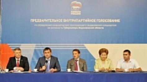 Алексей Гордеев вышел в лидеры внутрипартийных праймериз «Единой России»