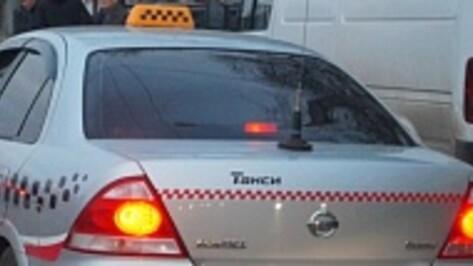 Нападавший на таксистов злодей попался в Воронеже