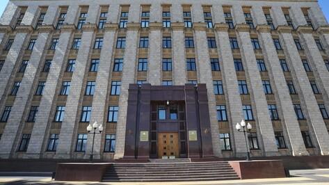 Воронежская область получила 3,5 млрд рублей федеральных средств за четыре месяца