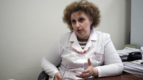 Эндокринолог Лариса Колимбет: «Воронежцы болеют диабетом из-за образа жизни»