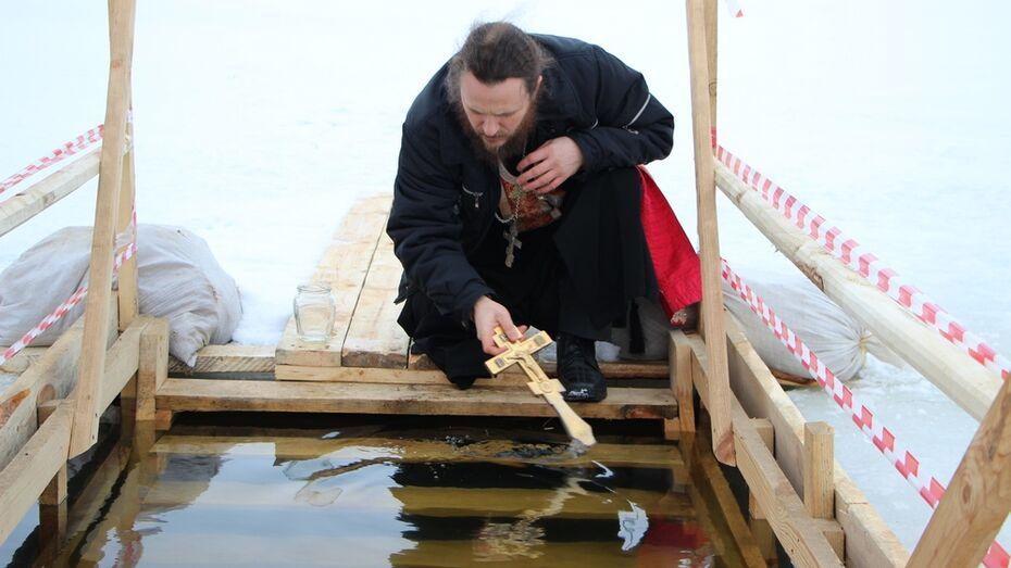 В Терновском районе в крещенскую ночь в проруби искупались 367 человек