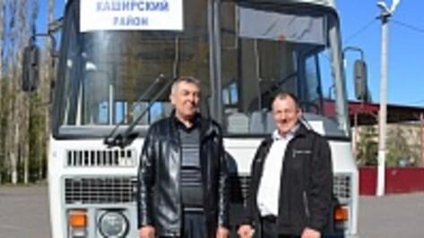 В Каширском АТП появился второй губернаторский «ПАЗик»