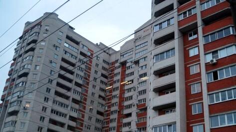 Жилье в новостройках Воронежской области подорожало на 8,6% за год