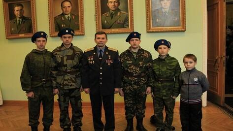 Верхнемамонские школьники примут участие в Параде Победы в Москве