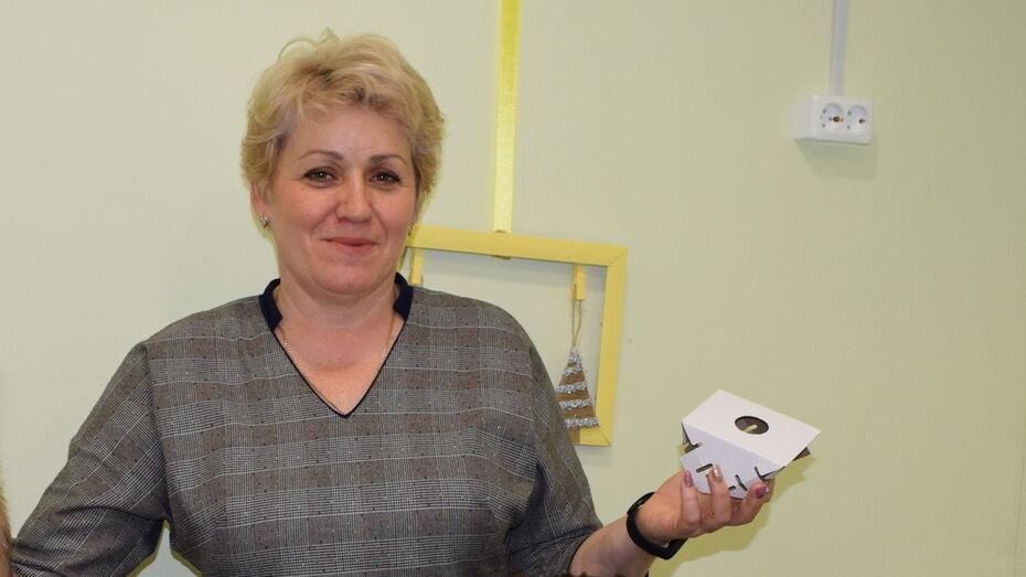 Воспитатель из Борисоглебска победила в педагогическом конкурсе «Формула успеха»