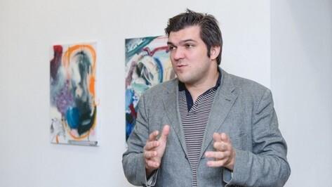 В воронежском Камерном театре откроется бесплатная выставка Ивана Горшкова