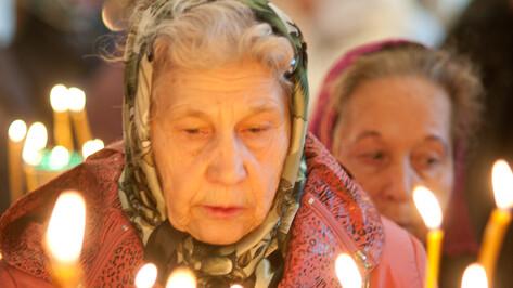 В Воронеж привезут Благодатный огонь из Иерусалима
