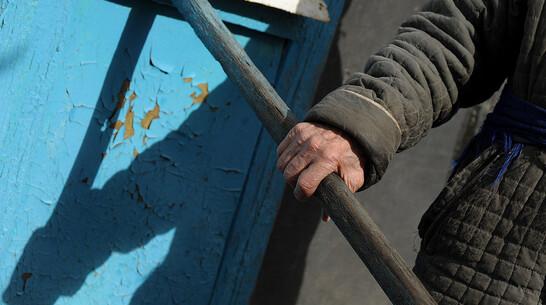 В Таловском районе пропала одиноко проживающая пенсионерка