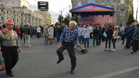 Полиция: День города в Воронеже прошел без ЧП