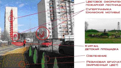 Активисты хотят воссоздать в Северном микрорайоне Воронежа скифские курганы