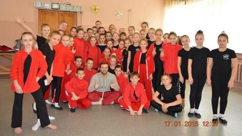 Острогожские танцоры прошли мастер-классы у ведущих хореографов России