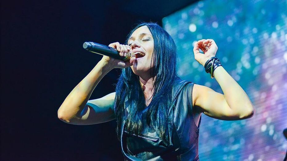 Рок-певица Мара исполнит в Воронеже песни о войне и мире