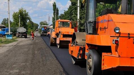 В Борисоглебском городском округе возобновился ремонт дорог