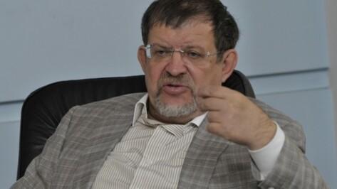 Самым богатым депутатом Госдумы от Воронежской области в 2013 году стал Аркадий Пономарев