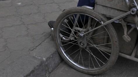 Власти Воронежа потратят 113 млн рублей на переоборудование тротуаров