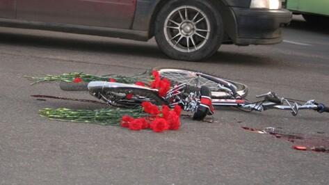 Под Воронежем автомобилист сбил 8-летнего велосипедиста