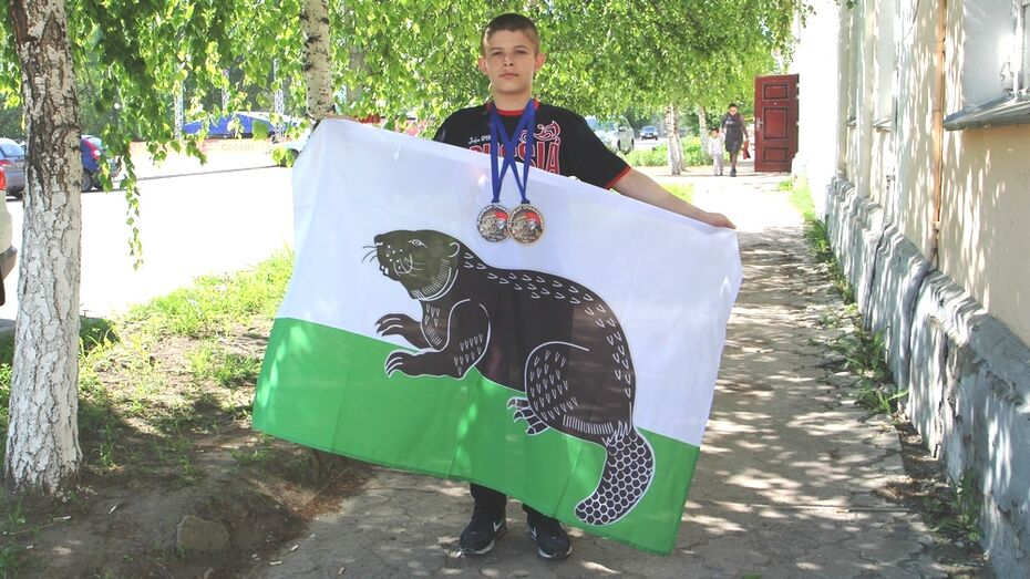 Воронежский кадет стал чемпионом Европы по боям без правил