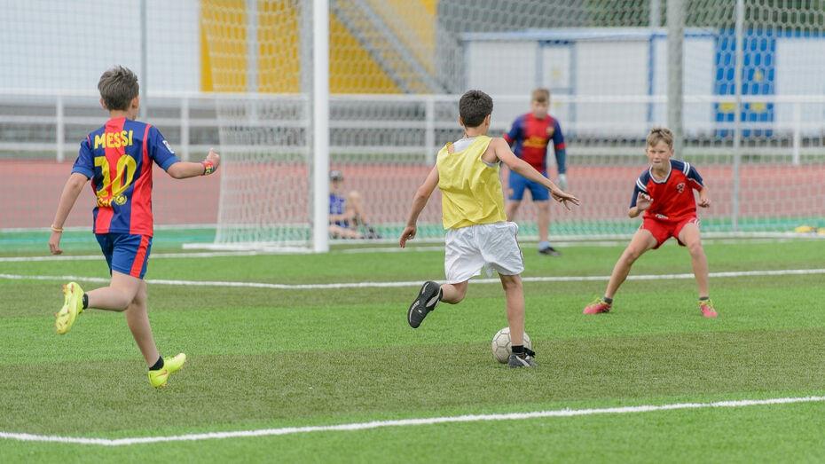 Воронежским мальчишкам дадут шанс на бесплатное обучение в футбольном «Милане»