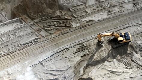 Начальник наворовал песка на 1,3 млн рублей в Воронежской области
