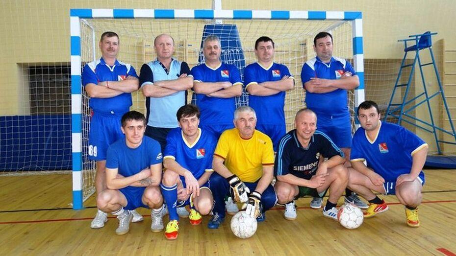В Подгоренском районе определили команду-победителя в мини-футболе