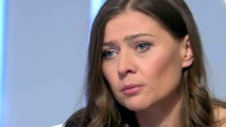Актриса Мария Голубкина выйдет замуж за бывшего воронежского заключенного