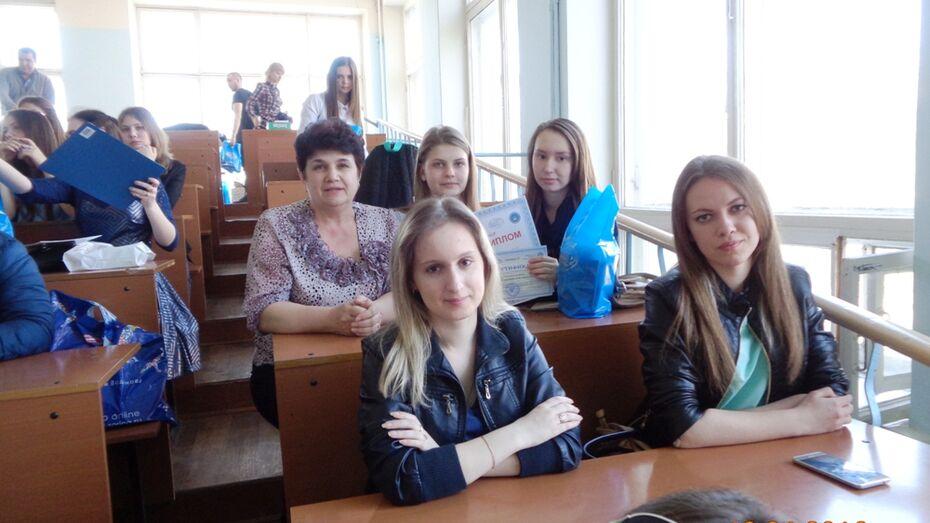 Лискинская школьница стала призером олимпиады по бродильному производству