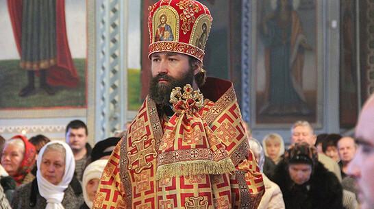 Епископ Острогожский и Россошанский отслужил последнюю литургию в Воронежской области